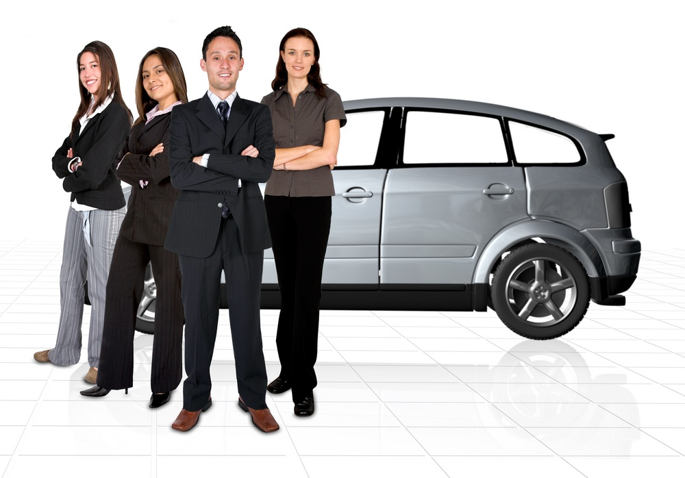 business staff at a car dealership over a corporate floor.jpeg