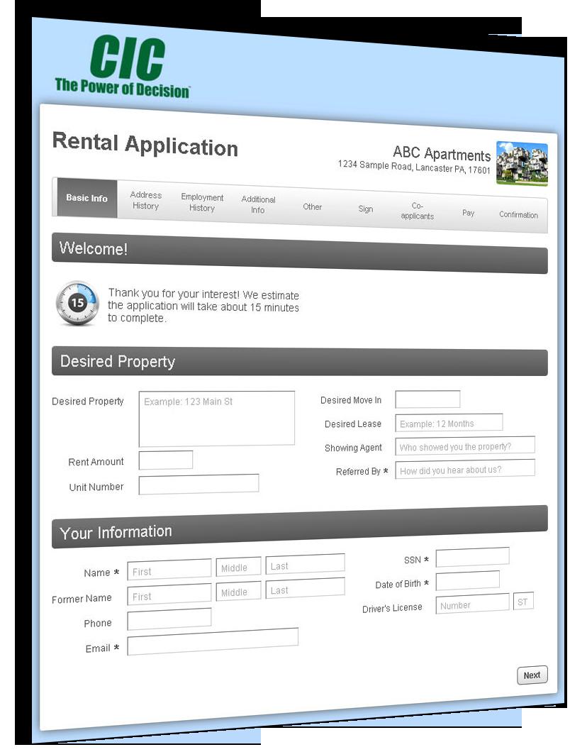 Online Rental Applications - Ready2Apply